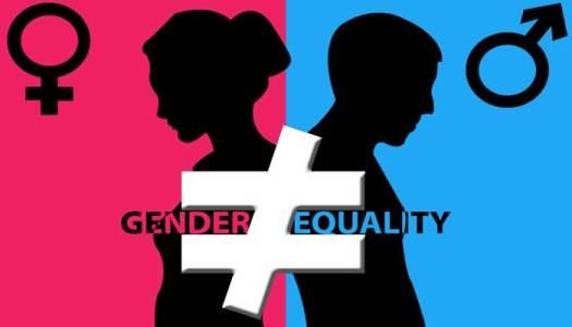 gender inequality illustration